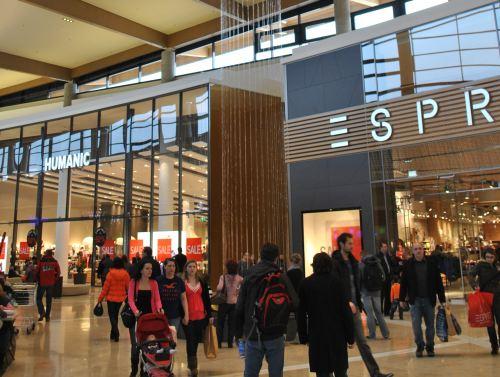 G3 nákupné centrum Gerasdorf pri Viedni